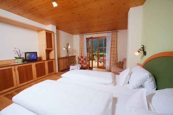 Rakousko - hotel Krimmlerfalle