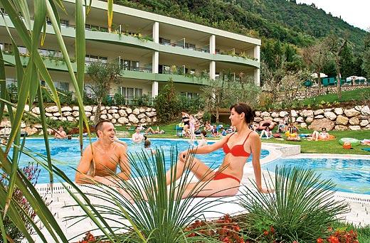 Hotel Majestic Palace, Gardské jezero, severní Itálie