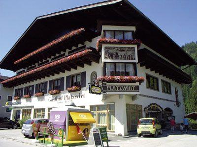Hotel Platzwirt - Rakousko