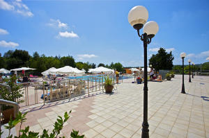 Hotel Holiday, Medulin, Pula, Istra, Croatia by Zenn Maar