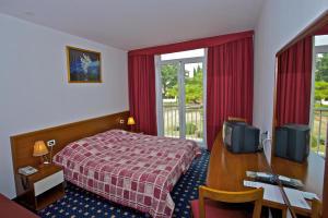 Stoja mobil home, Hotel Rivijera, Sobe Hoteli Holiday & Medulin + razno